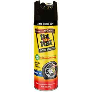 Fix-A-Flat  Standard Tire  Inflator and Sealer  16 oz.