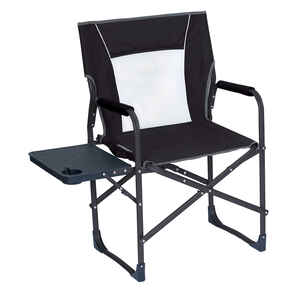 Non-Branded  Black  Director's  Folding Chair