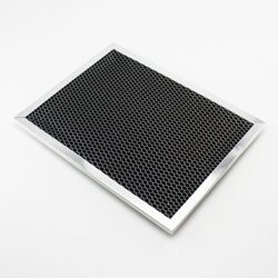 Broan  11-1/4 in. W Black  Range Hood Filter