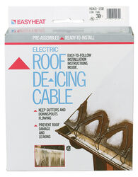 Easy Heat ADKS 30 ft. L De-Icing Cable For Roof and Gutter