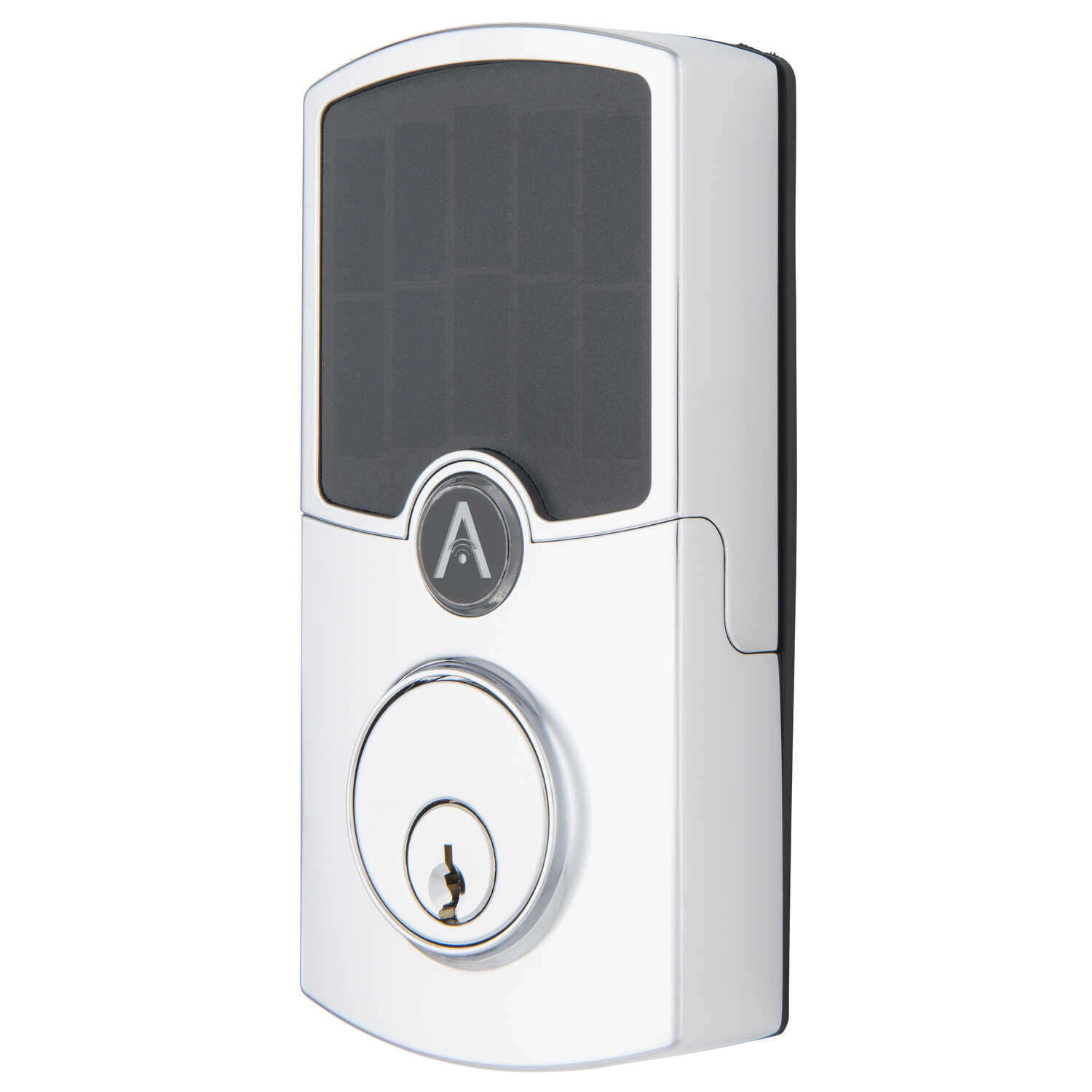 Hampton  ARRAY Cooper  Polished Chrome  Zinc  Wifi Deadbolt