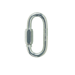 Campbell Chain  Polished  Stainless Steel  Quick Link  880 lb. 2-1/4 in. L