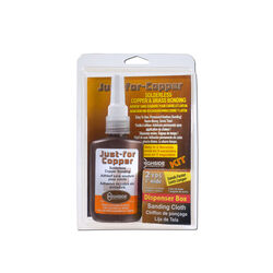 Just For Copper Pro 5 3/8 in. L x 8 1/2 in. W Copper Bonding Copper 1 pc.