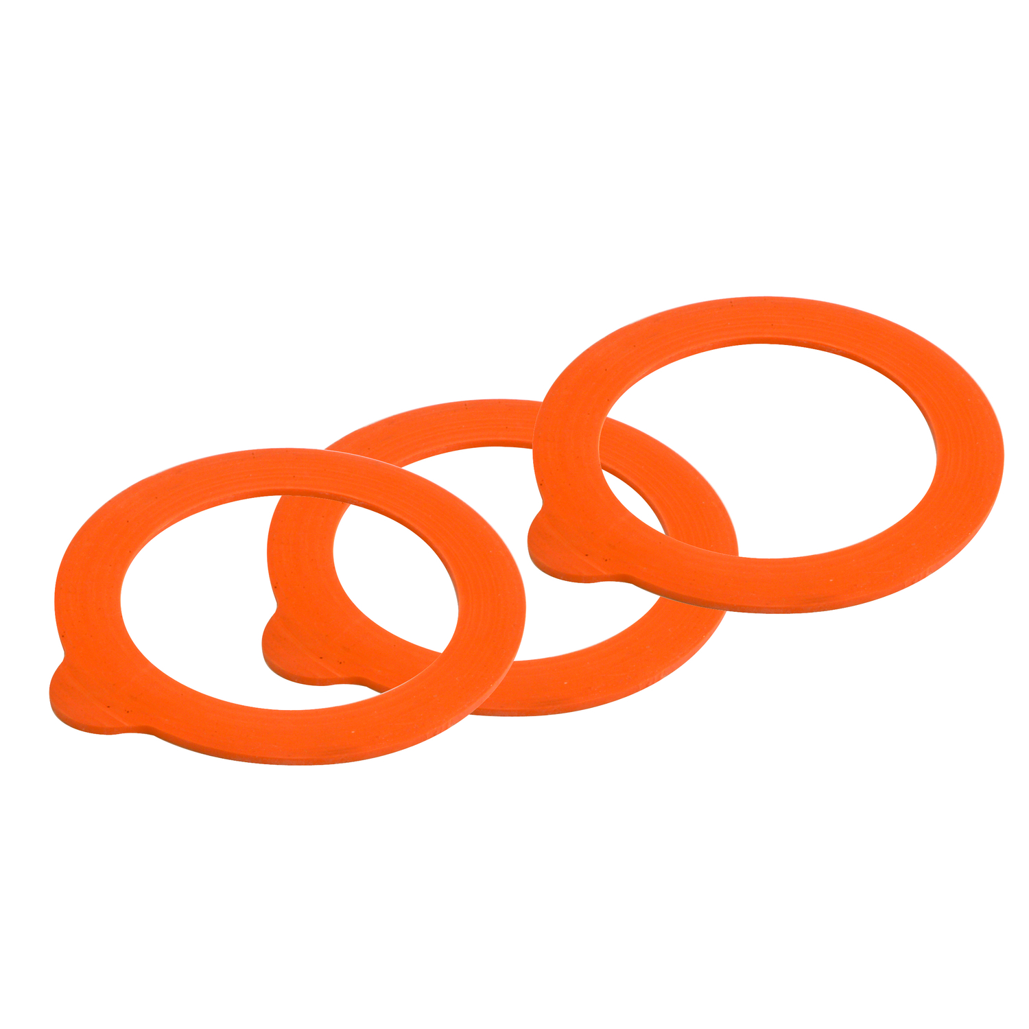 Kilner  Regular Mouth  Rubber Replacement Seals  6 pk