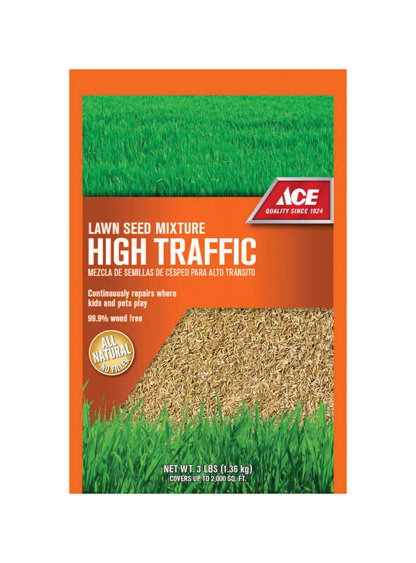 Ace  Mixed  Lawn Seed Mixture  3 lb.