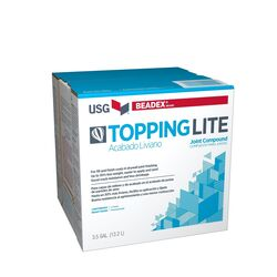 USG Beadex White Lite Topping Joint Compound 3.5 gal.