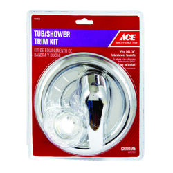Ace  Delta  Chrome  Tub and Shower Trim Kit
