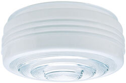 Westinghouse Drum White Glass Lamp Shade 6 pk
