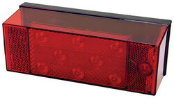 Peterson  Red  Rectangular  Stop/Tail/Turn  Light
