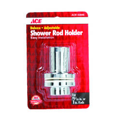 Ace  Shower Rod Holder  60 in. L