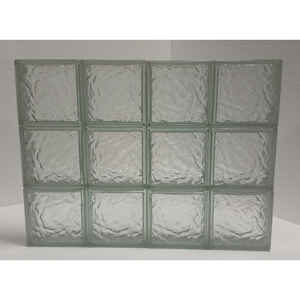 Clear Choice  24 in. H x 32 in. W x 3 in. D Panel
