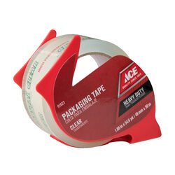 Ace  1-7/8 in. W x 54.6  L Packaging Tape  Clear