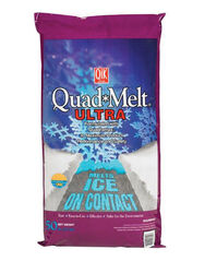 Qik Joe  Quad Melt Ultra  Blended  Granule  Ice Melt  50 lb.