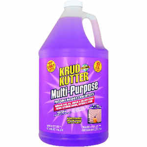 Krud Kutter  Multi-Purpose  No Scent All Purpose Wash  Liquid  1 gal.