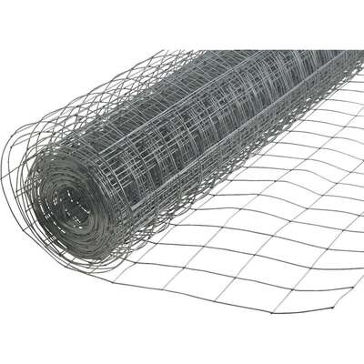 American Posts 36 in. H 50 ft. Steel Welded Wire Fence