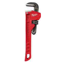 Milwaukee Pipe Wrench 8 in. L Black/Red
