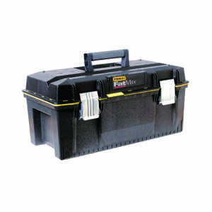 Stanley  12 in. W x 10 in. H Foam  Tool Box  23 in. Black