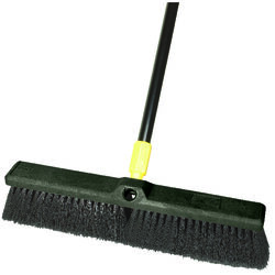 Ace  Synthetic  18 in. Smooth Surface Push Broom