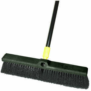 Ace  Smooth Surface Push Broom  60 in. Synthetic