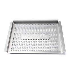Traeger  Stainless Steel  Vegetable Basket  For Pellet Traeger Pro, Ironwood, and Timberline Series