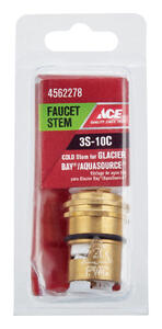 Ace  Low Lead  Cold  3S-10C  Faucet Stem  For Glacier Bay & Aquasource