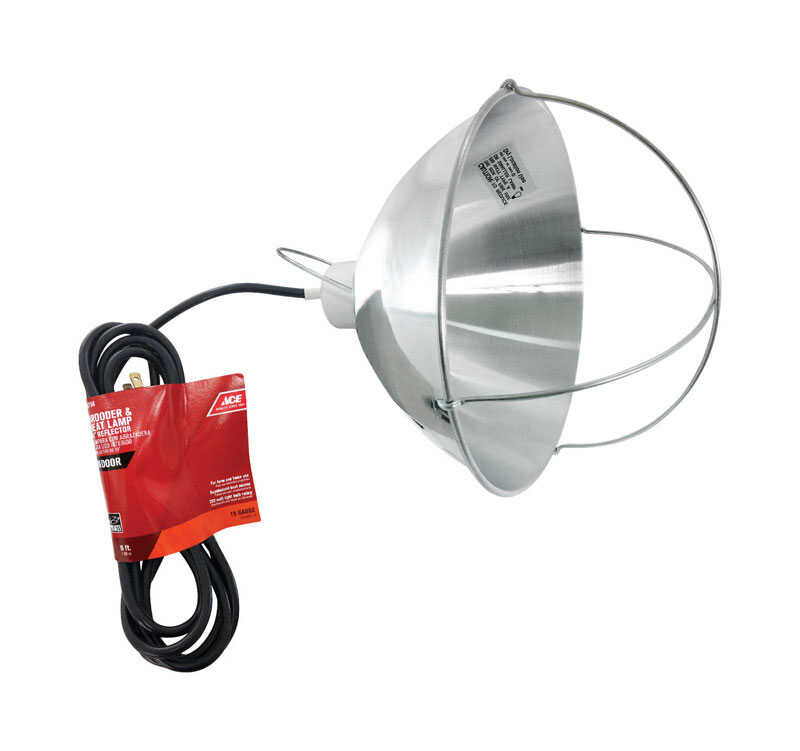 Ace  250 watts Brooder and Heat Lamp