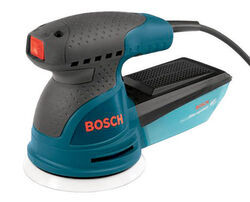 Bosch 2.5 amps Corded 5 in. Random Orbit Sander