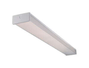 Metalux  24 in. 2 lights Fluorescent Light Fixture
