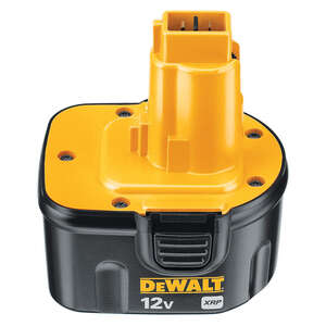 DeWalt  XRP  12 volt Ni-Cad  Battery Pack  1 pc.