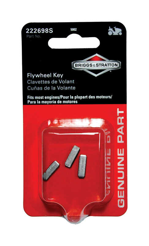 Briggs & Stratton  Flywheel Key  1 each