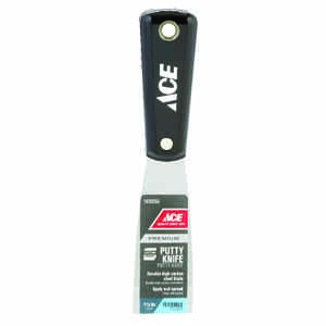Ace  1-1/2 in. W High Carbon Steel  Flexible  Putty Knife