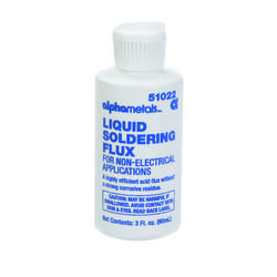Alpha Fry 3 oz. Lead-Free Soldering Flux 1 pc.