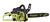 Poulan  14 in. 33 cc Gas  Chainsaw