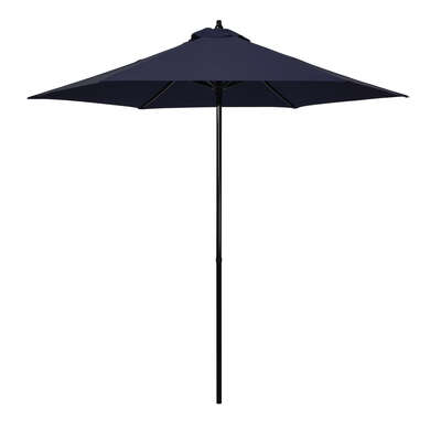 Astella 7 ft. Navy Blue Market Umbrella