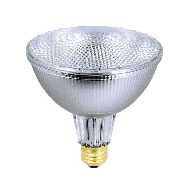 Ace  71 watts PAR38  Halogen Bulb  1325 lumens Floodlight  Soft White  2 pk