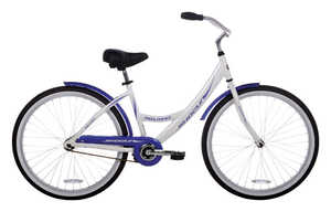 Kent  Women  26 in. Dia. Cruiser Bicycle  White