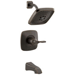 Delta  Sawyer  1-Handle  Venetian Bronze  Tub and Shower Faucet