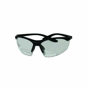Sierra Ranch  Black  Clear  1  Bi-Focal Safety Readers
