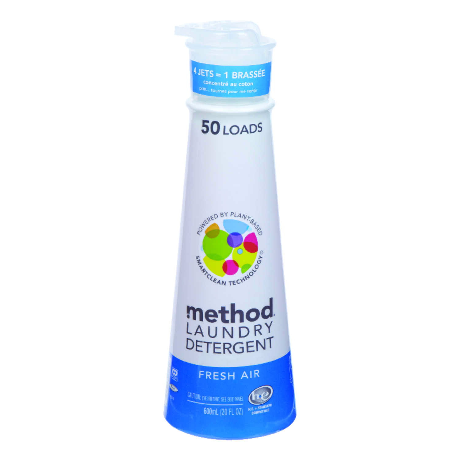 Method  Fresh Air Scent Laundry Detergent  Liquid  20 oz.