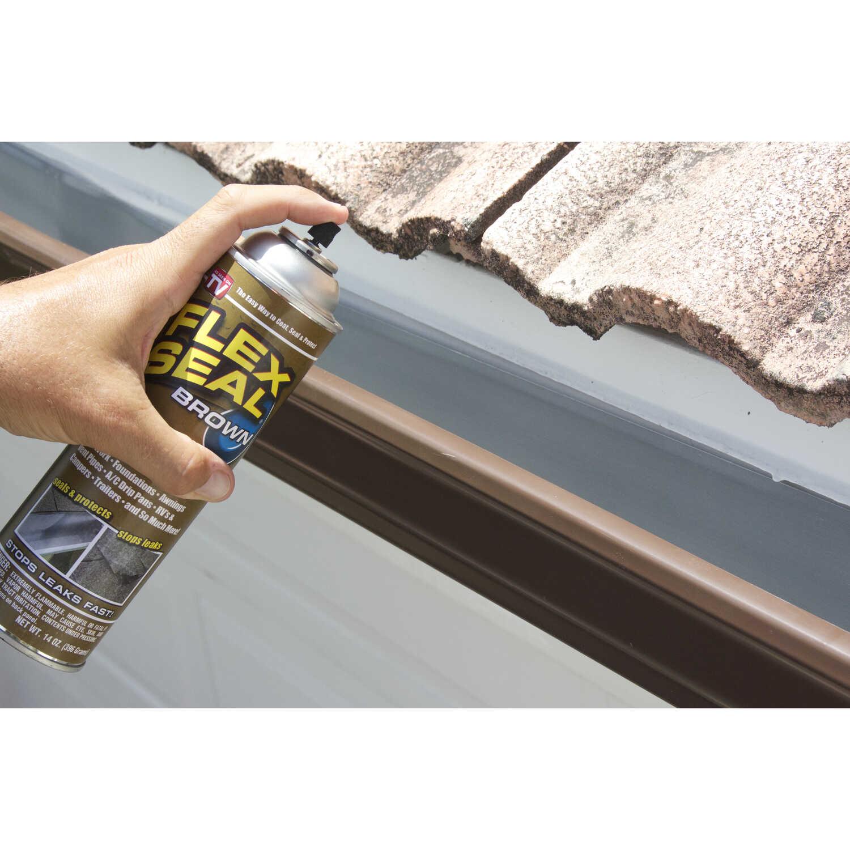Flex Seal Satin Gray Rubber Spray Sealant 14 oz  - Ace Hardware