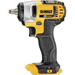 DeWalt 20V MAX 20 volt 3/8 in. Cordless Brushed Impact Wrench Tool Only