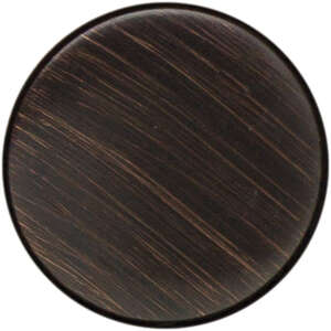 PF WaterWorks  NA  Dia. Popup Stopper Trim Replacement Cap  Oil Rubbed Bronze  Plastic