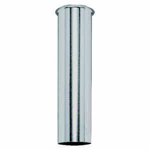 Plumb Pak  1-1/4 in. Dia. x 6 in. L Brass  Sink Tailpiece