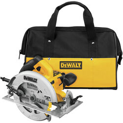 DeWalt 120 volt 15 amps 7-1/4 in. Corded Lightweight Circular Saw