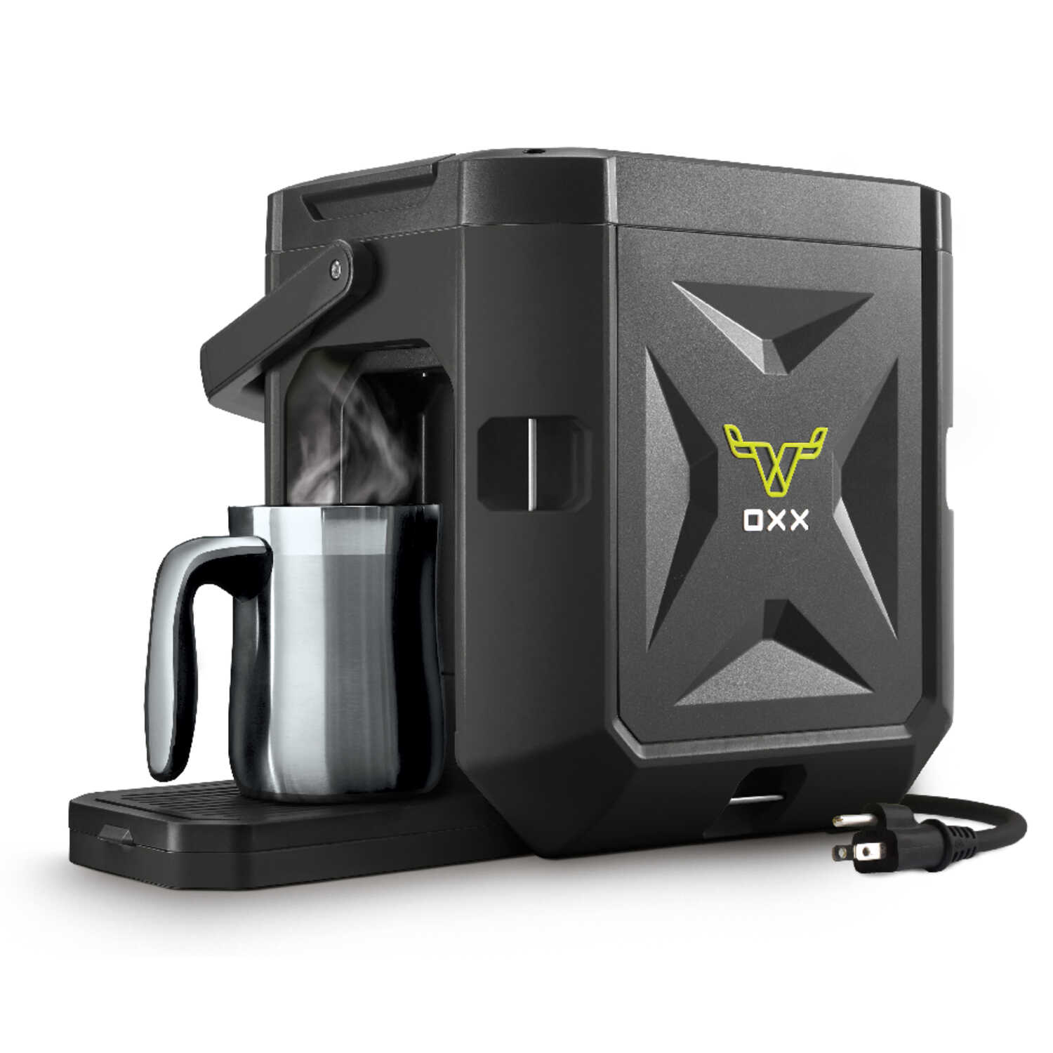 OXX  CoffeeBoxx  Black  Coffee Maker  85 oz.