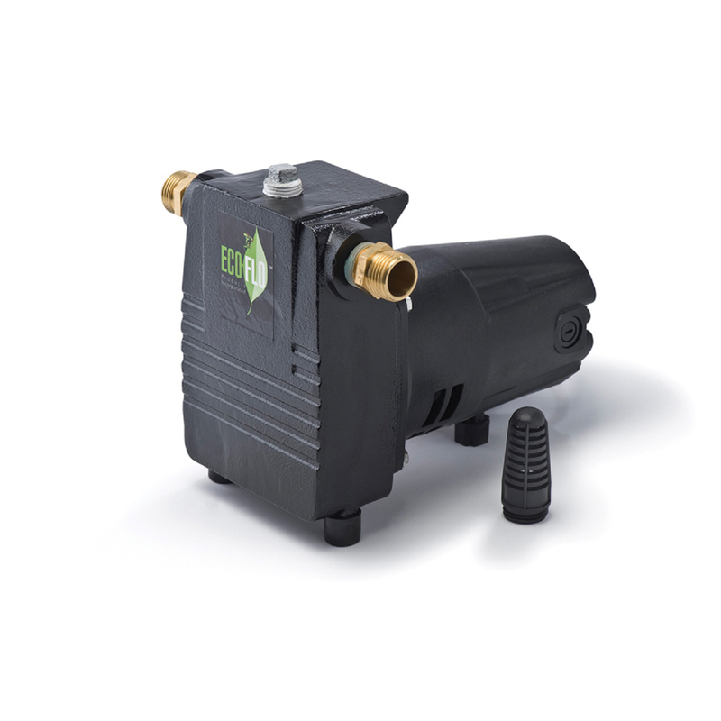 Ecoflo  Cast Iron  Transfer Pump  1/2 hp 1500 gph 115 volt