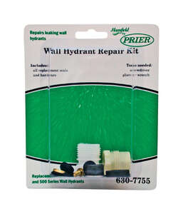PRIER  Wall Hydrant Repair Kit  PRIER Mansfield style 300/400/500 Series Wall Hydrants