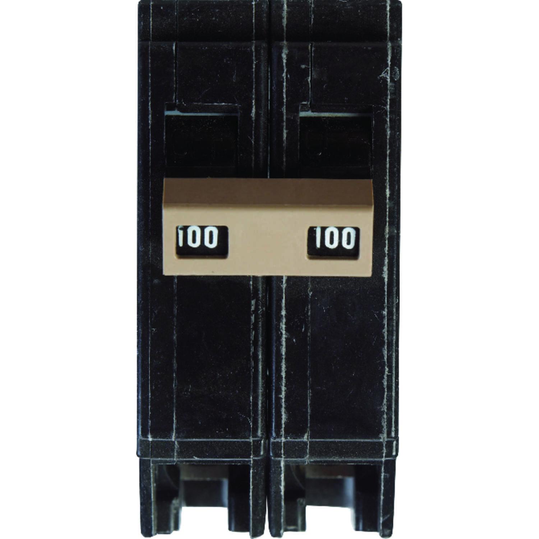 Eaton 100 Amps Plug In 2 Pole Circuit Breaker Ace Hardware A Home