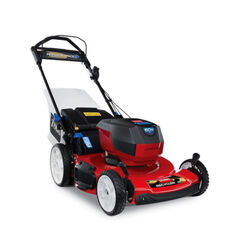 TORO  60 Volt Flex-Force SmartStow Recycler  22 in. Self-Propelled  Lawn Mower