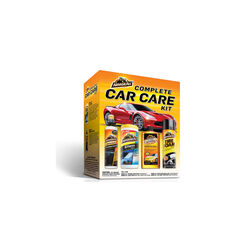 Armor All  Complete  Assorted  Auto Care Kit  4 pc. For Cleans All Aspects Of Car